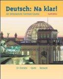 Deutsch: Na Klar!: WITH Listening Comprehension Audio CD Student Package
