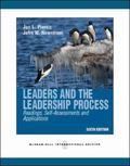 Leaders & the Leadership Process