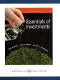 Essentials of Investments with S&P