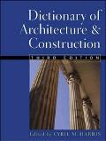 Dictionary of Architecture & Construction