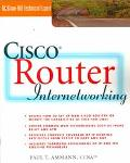 Cisco Router Internetworking - Paul T. Ammann - Paperback