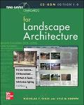 Time-Saver Standards for Landscape Architecture Edition 1.0