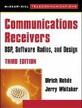 Communications Receivers Dsp, Software Radios, and Design