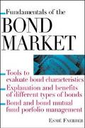 Fundamentals of the Bond Market