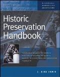 Historic Preservation Handbook
