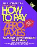 How to Pay Zero Taxes,2001