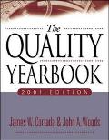 The Quality Yearbook: 2001 Edition - James W. Cortada - Hardcover