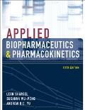 Applied Biopharmaceuticals & Pharmacokinetics