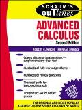 Schaum's Outlines of Advanced Calculus