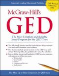 Mcgrawhill's Ged The Most Complete And Reliable Stud Program For The Ged Tests