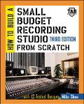 How to Build a Small Budget Recording Studio from Scratch With 12 Tested Designs