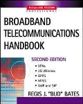 Broadband Telecommunications Handbook