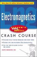 Schaum's Easy Outlines Electromagnetics