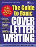 Guide to Basic Cover Letter Writing
