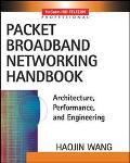 Packet Broadband Network Handbook