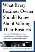 What Every Business Owner Should Know About Valuing Their Business