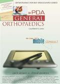 General Orthopedics for Pda Book With Cd-rom for Pda