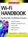 Wi-Fi Handbook Building 802.11B Wireless Networks