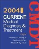 Current Medical Diagnosis & Treatment 2004