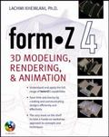 Form Z 4 3D Modeling, Rendering and Animation