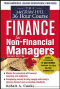 McGraw-Hill 36 Hour Course in Finance for Non-Financial Managers
