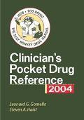 Clinician's Pocket Drug Reference 2004