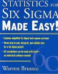 Statistics for Six Sigma Made Easy Cram 101 Textbook Oulines to Accompany