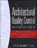 Architectural Quality Control An Illustrated Guide