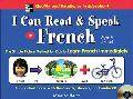 I Can Read And Speak In French The Simple Picture Method For Kids To Learn Fench Immediately