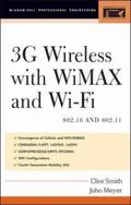 3G Wireless With WiMAX and Wi-Fi 802.16 and 802.11