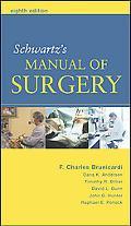 Schwartz's Manual of Surgery