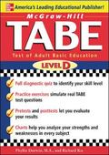 TABE Level D Test of Adult Basic Education, The First Step To Lifelong Success