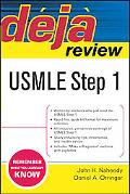 Deja Review USMLE Step 1 Essentials