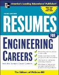 Resumes For Engineering Careers with Sample Cover Letters
