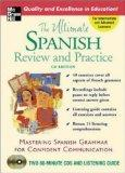 The Ultimate Spanish Review & Practice (2CDs + Guide) (Uitimate Review and Reference Series)