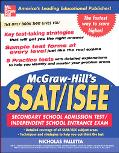 Mcgraw-hill's Ssat/isee High School Entrance Examinations