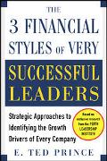 3 Financial Styles of Very Successful Leaders Strategic Approaches To Identifying The Growth...