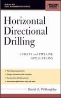 Horizontal Directional Drilling Utility And Pipeline Applications
