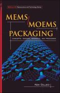 Mems/Moems Packaging Concepts, Designs, Materials, And Processes