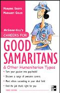 Careers for Good Samaritans & Other Humanitarian Types