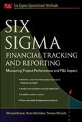 Six Sigma Financial Tracking And Reporting