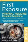 First Exposure to Internal Medicine Hospital Medicine