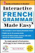 French Grammar Made Easy Interactive