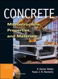Concrete Microstructure, Properties, and Materials