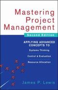 Mastering Project Management / by James P. Lewis