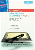 Current Essentials of Medicine for PDA
