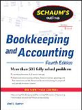 Schaum's Outline of Theory And Problems Of Bookkeeping and Accounting