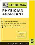 Lange Q&A Physician Assistant