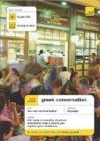 Teach Yourself Greek Conversation (3CDs + Guide) (TY: Conversation)