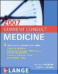 Current Consult Medicine 2007